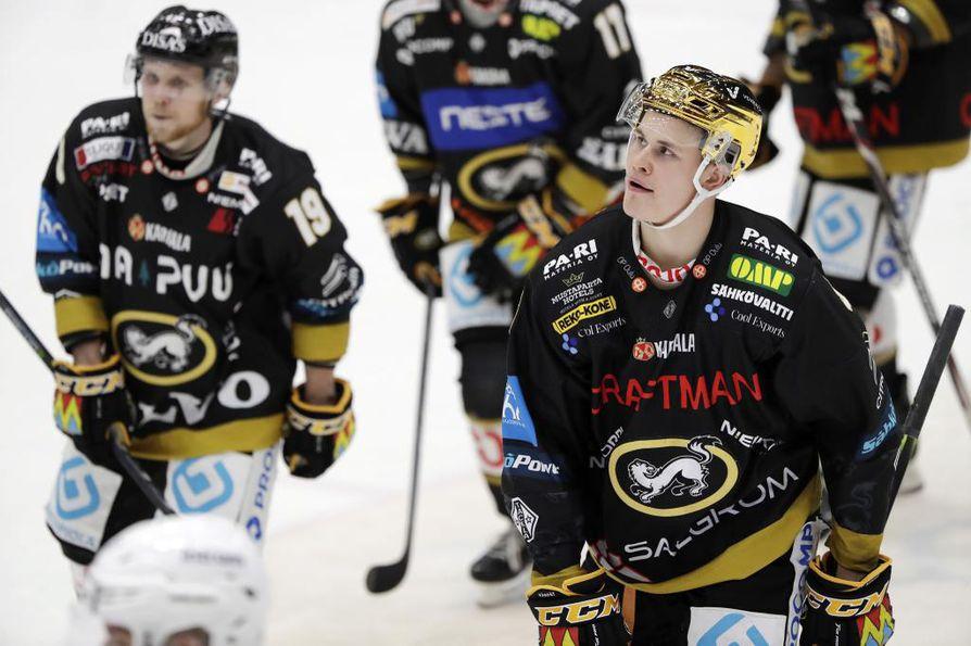 Jesse Puljujärvi on ollut vahvassa vedossa alkukauden ajan.