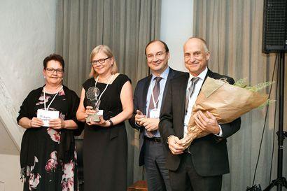 Arctic Award -palkinto Lappiin