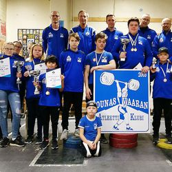 Atleetti Klubin juniorit menestyivät Juniori Cupin finaalissa