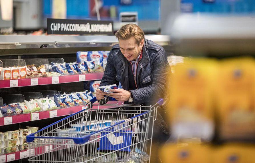 Venäjällä ei voi aina luottaa elintarvikkeiden tuoteselosteeseen. Arviolta viidesosa venäläisistä elintarvikkeista on väärennettyjä.