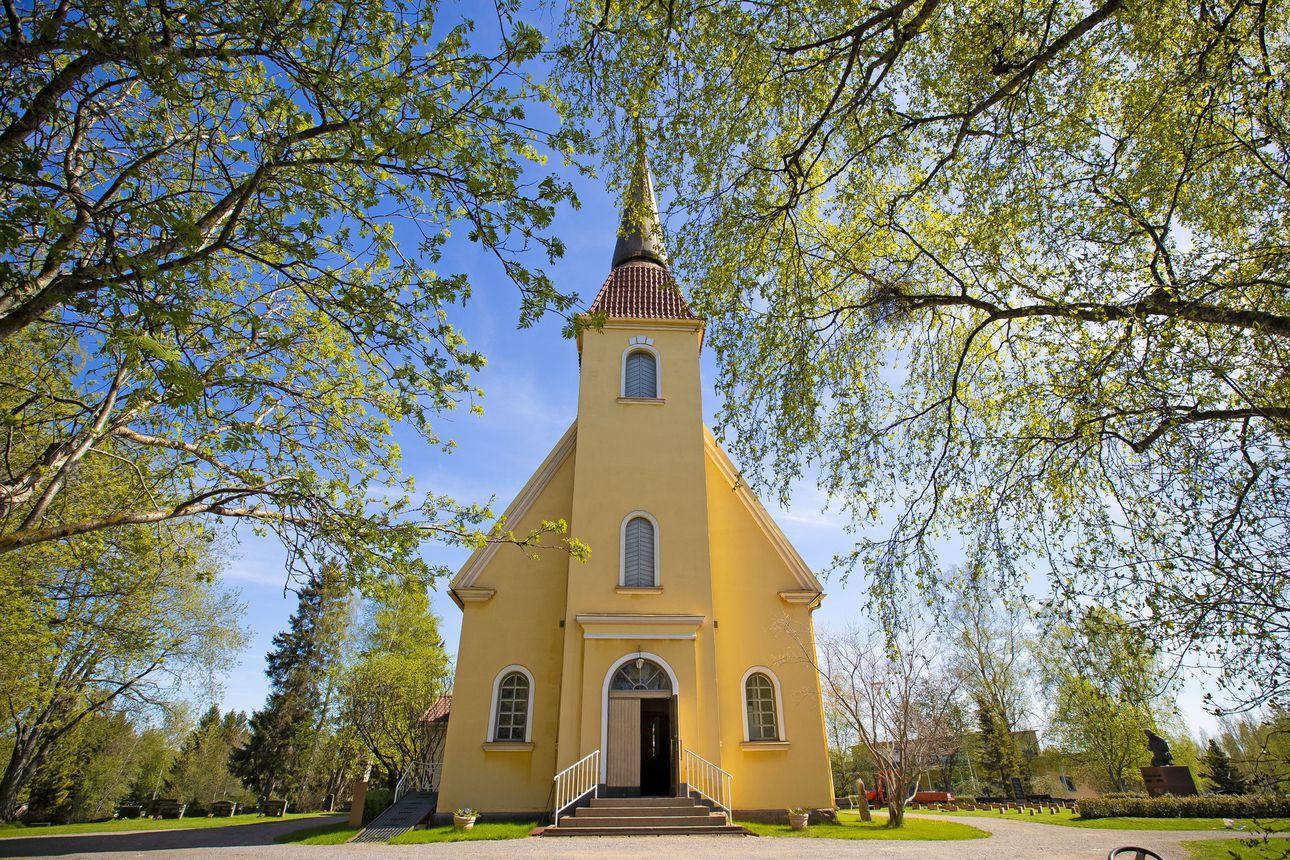 Saloisten kirkko