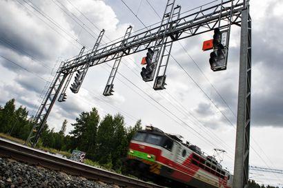 Liminka-Oulu -kaksoisraiteesta laaditaan ratasuunnitelma - Väylävirasto aloittaa suunnittelun ja maastotutkimukset