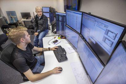 Tuuli puhaltaa lisää töitä Ouluun – Wind Controller huolehtii tuulipuistoista ja niiden sähköverkoista myös ulkomailla