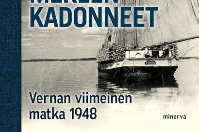 Arvio: Kertomus pienen laivan surullisesta matkasta, joka päättyi yhteen Suomen rauhanajan tuhoisimmista haaksirikoista