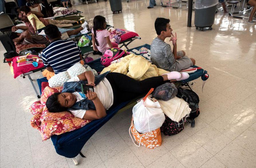 Yhdysvaltain itärannikolla on annettu evakuointimääräys yli 1,7 miljoonalle ihmiselle.