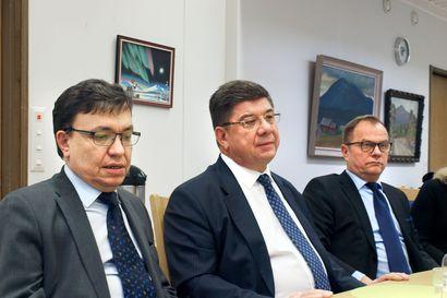 """Venäjän Suomen suurlähettiläs Pavel M. Kuznetsov iloitsee yhteistyöstä: """"On kehitettävä hankkeita, joihin on intressejä molemmilla puolilla rajaa"""""""
