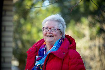 Kansainvälinen tehtävä odottaa Virpi Honkalaa ensimmäisenä suomalaisena naisena