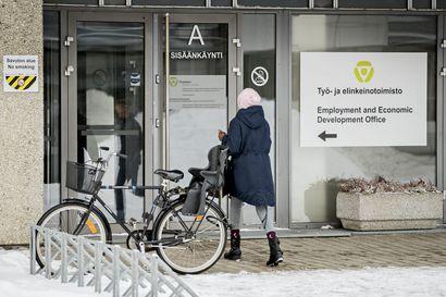 Työttömien työnhakijoiden määrä nousi voimakkaasti toukokuussa – Kuusamossa selvästi korkein työttömyysaste