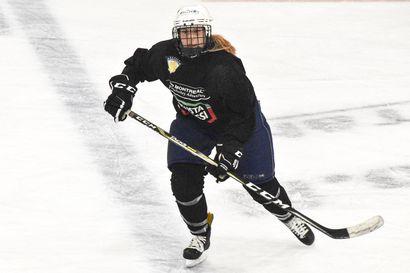 Luistimet jalkaan ja mimmien sekaan –PaKan naisten jääkiekkojoukkue kaipaa uusia pelaajia