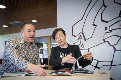 Oulun kulttuuripääkaupunkihakemus julkistettiin