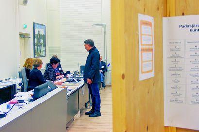 Arvonnatkin tarpeen keskusvaalilautakunnassa – Pudasjärven kuntavaalitulos vahvistettiin