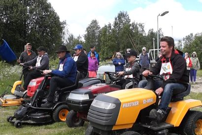 Avoimet Kylät -päivää vietetään lauantaina– katso vauhdikas video PudasjärvenLivonviime vuodenruohonleikkurirallista!