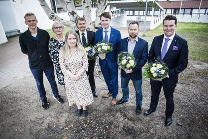 Vain kaksi vanhaa nimeä jatkaa Rovaniemen kaupunginhallituksessa