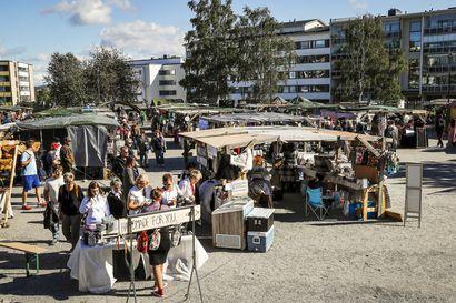 Rovaniemen Wanhat Markkinat siirtyvät ensi vuoteen – syksylle suunnitteilla pienimuotoisempaa ohjelmaa