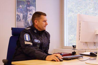 Mitä mieltä poliisi on kannabiksen laillistamisesta