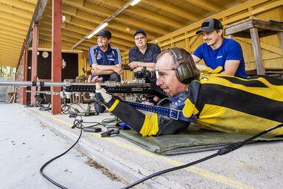 Toramon kiväärirata talkoiltiin uuteen kuosiin – Nuorien ampujien kelpaa kisailla SM-mitaleista ensi viikolla Rovaniemellä