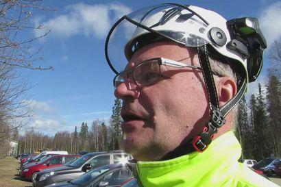 Säkkitreenit 2016 Ivalossa