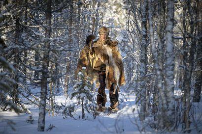 """Kierikissä kokeillaan, kuinka kivikauden ihminen pysyi hengissä talvella – """"Erakko ei ole pitkään selviytynyt"""""""