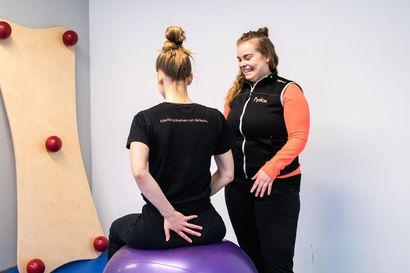 """Lantionpohjalihasten toimintahäiriöt vaivaavat synnyttäneiden naisten lisäksi nuoria, ikääntyneitä sekä miehiä – """"Fysioterapiasta saa apua toimintahäiriöihin"""""""