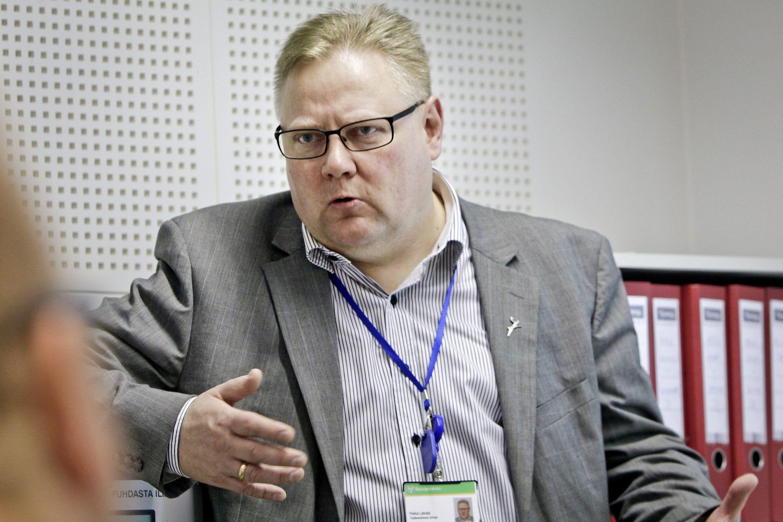 Pekka Pouta Eläkkeelle