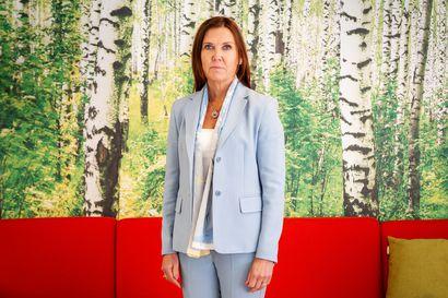 """Johtaja Kati ter Horstin mukaan Stora Enso etsii nyt tosissaan uutta toimijaa Veitsiluotoon – """"Yhteydenottoja on tullut erilaisilta tahoilta"""""""
