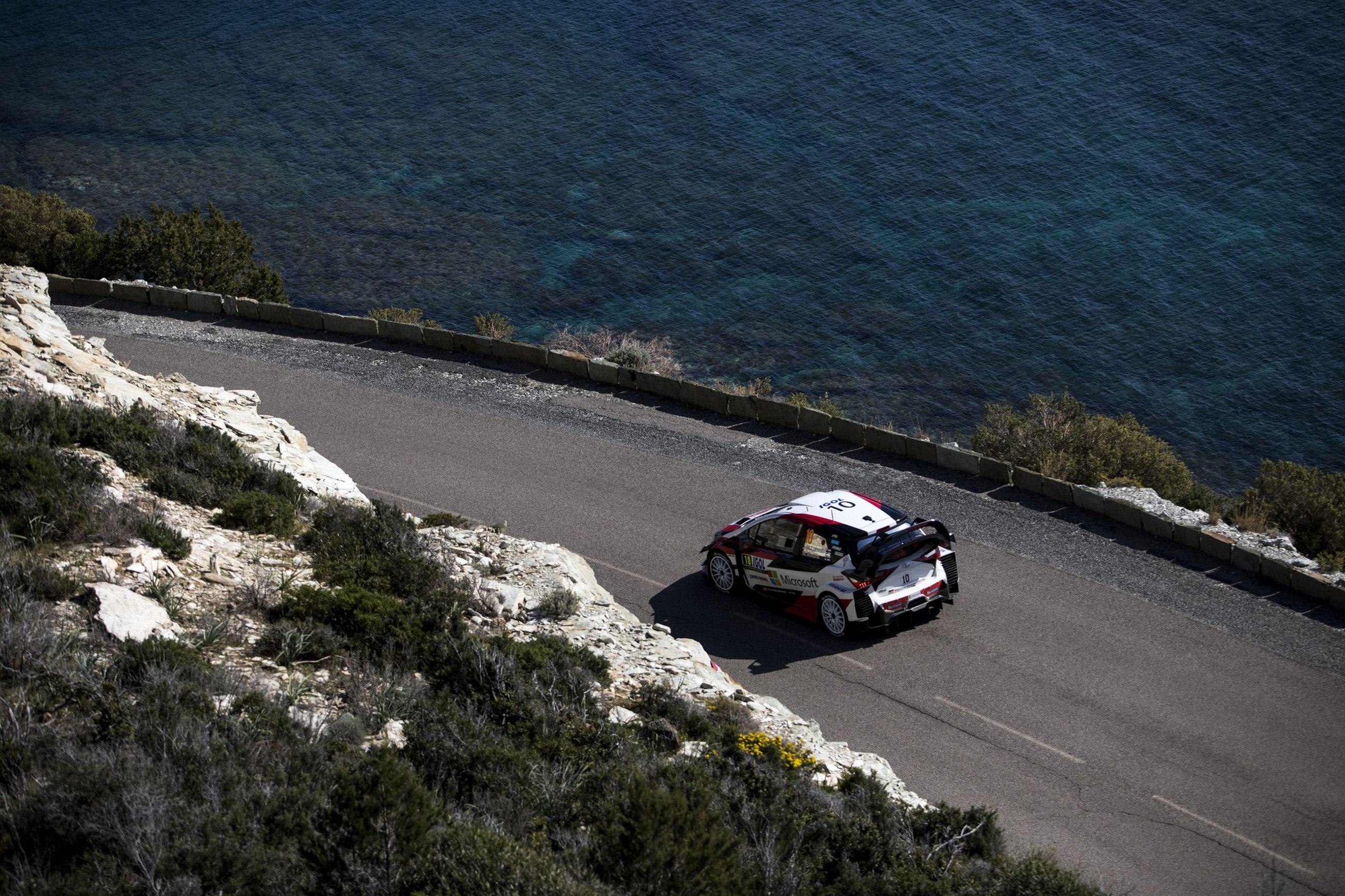 Korsikan Ralli 2021