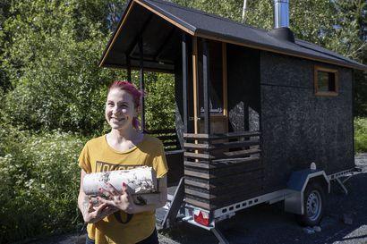 Korona vain kasvatti saunavaunujen suosiota –kysyimme: mihin saunavaunun kanssa saa mennä saunomaan?
