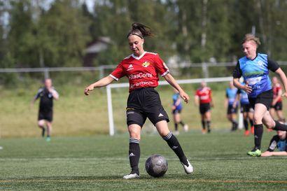 FC Raahen naiset nousivat makeaan kotivoittoon
