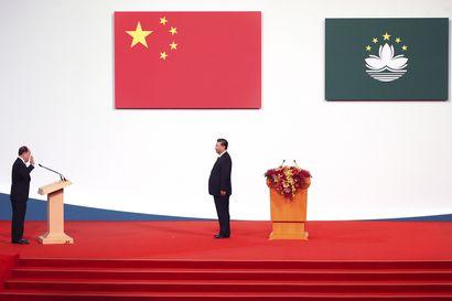 20 vuotta sitten Kiinalle siirtynyt Macao on mallioppilas – se palkitaan suotuisilla uudistuksilla, koska ei kapinoi kuten Hongkong