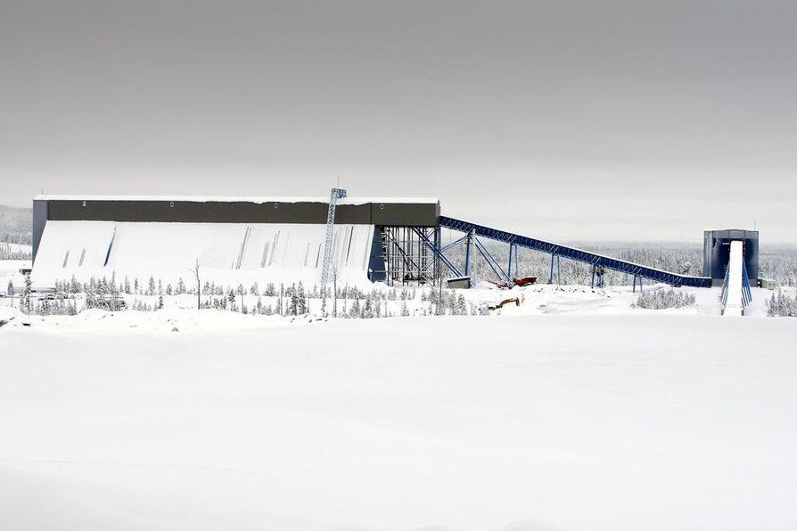 Pajalassa sijainnut rautakaivos teki konkurssin. Nyt alueelle haetaan jälleen alan osaajia.