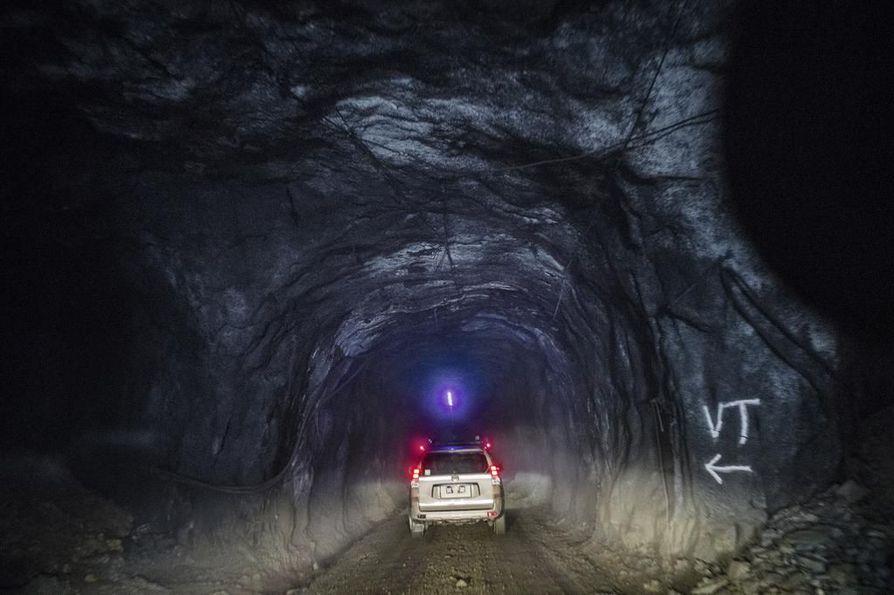 Maanalainen toiminta Pyhäsalmen kaivoksella loppuu vuonna 2019.