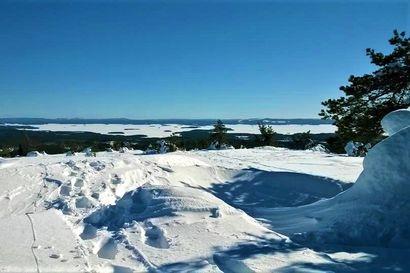 Riisitunturin parkkipaikkaa laajennetetaan, Jyrävän portaita kunnostetaan - kansallispuistoissa kohennellaan paikkoja