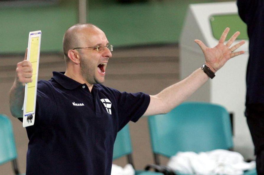 Italialaisen päävalmentajan Mauro Berruton vetovastuun aikana Suomen maajoukkue pelasi toistaiseksi parhaat pelinsä.
