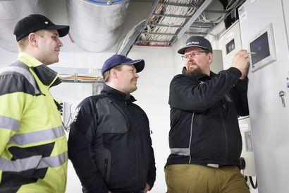 """Kuusamossa aloittaa uusi kiinteistöhuoltoyritys kesäkuussa – satoja asiakkaita palvellaan paremmin digin avulla: """"Taskussa rypistyvät paperilaput siirtyvät historiaan"""""""