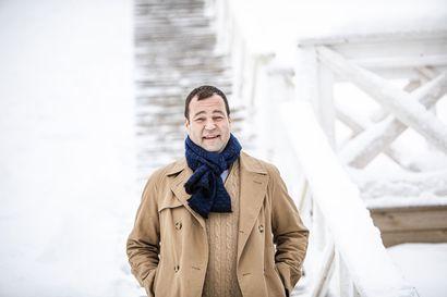 Lapin rahaston tuore puheenjohtaja Ilkka Länkinen odottaa rohkeita hakemuksia, ja myöntäisi apurahan mielellään Lappi-aiheiselle elokuvalle, jonka pääosassa on hauki