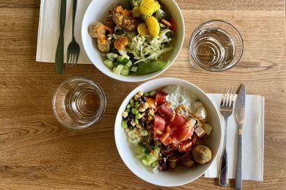 Syömässä: Lounas ilman iltapäiväkoomaa Kempeleen Boulis-ravintolassa