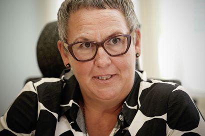 Oululainen Marjukka Manninen valittiin Suomen Ratsastajainliiton uudeksi puheenjohtajaksi