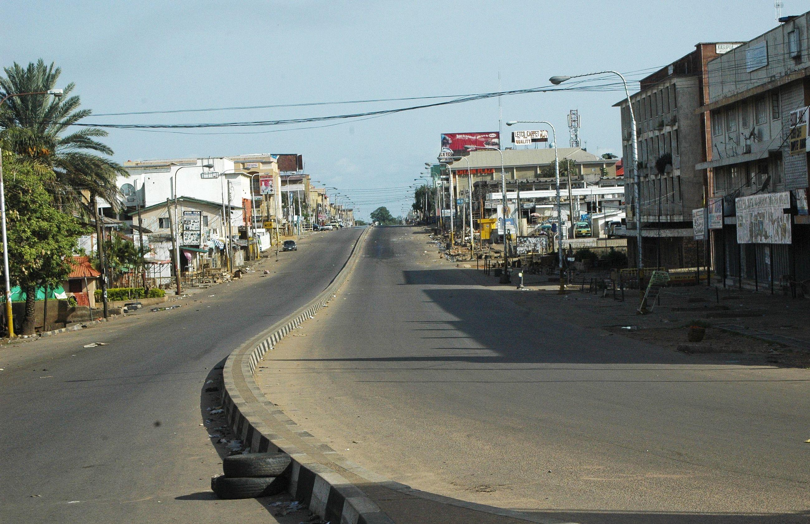 Nigeriassa