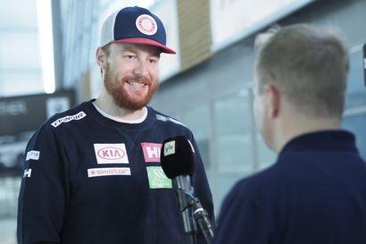 Samu Torsti valmistautuu alppihiihtokauteen Ruotsin maajoukkueessa