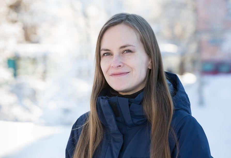 Hanna Ikosen ensimmäinen vuosi ilmakitaransoiton MM-kisojen tuottajana on kulunut nopeasti ja työtä on riittänyt.
