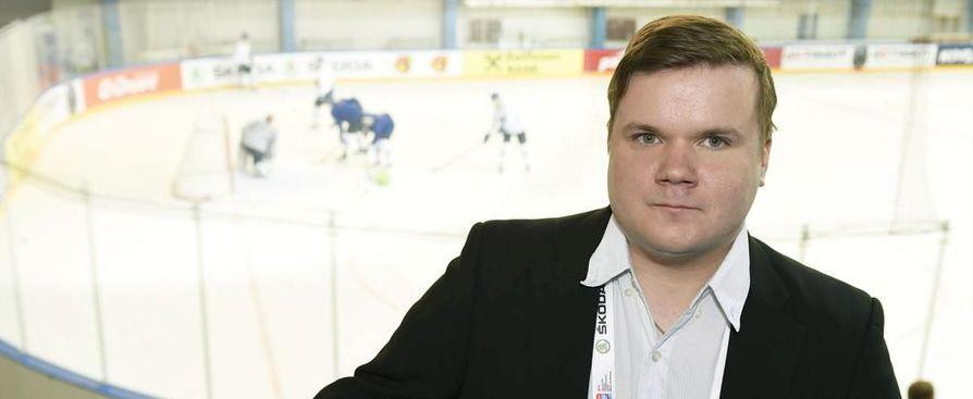 Kolumnin kirjoittaja on Kalevan urheilutoimittaja Teemu Wilenius.