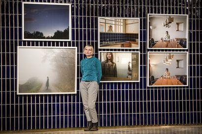 Maison Carrén salaperäiset vieraat: Elina Brotherus tekeytyi naapuriksi ja kuvasi Alvar Aallon suunnittelemassa yksityiskodissa Ranskassa