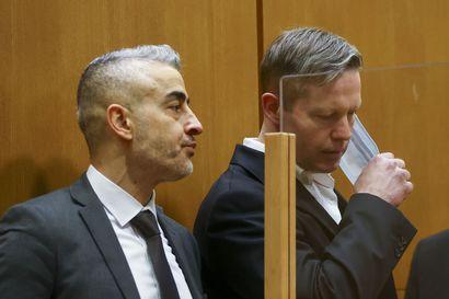 Saksalaispoliitikon ampuneelle äärioikeistolaiselle elinkautinen vankeustuomio
