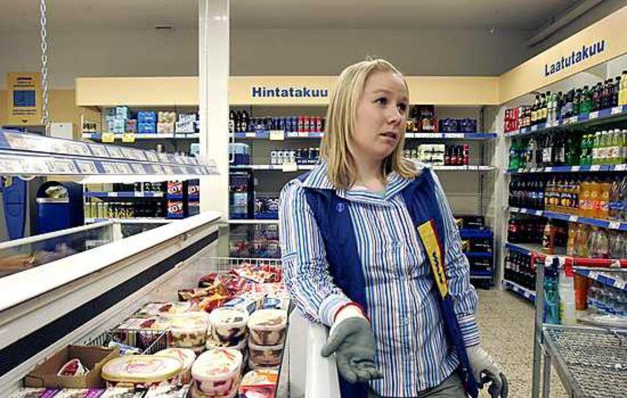 myyjä työpaikat Oulu