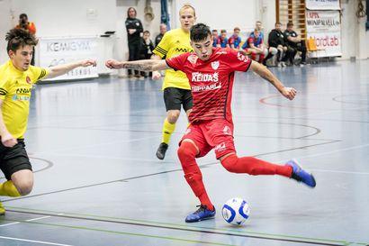 FC Kemin peli pyörii kuin unelma - tällä kertaa tamperelainen PP-70 sai kyytiä
