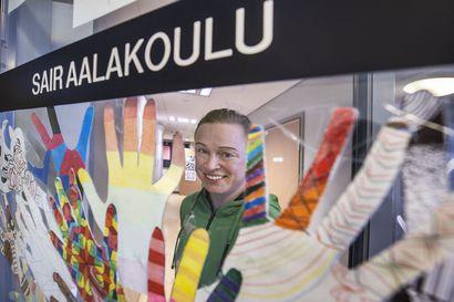 """Oulussa sairaalaopetuksen tarve on kasvanut, valtion erityisavustus helpottaa tuen tarjoamista – """"Mietityttää, kuinka moni kriisiytyy jonossa ollessaan"""""""