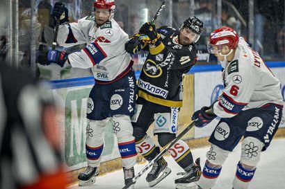 HIFK aiheutti Kärpille vuosituhannen rumimman kotitappion – Neljän ulosajon illassa pelirangaistuksen saivat muun muassa Jesse Puljujärvi ja Otto Karvinen