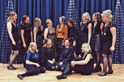 Lauluyhtye Sointu vierailee Raahessa