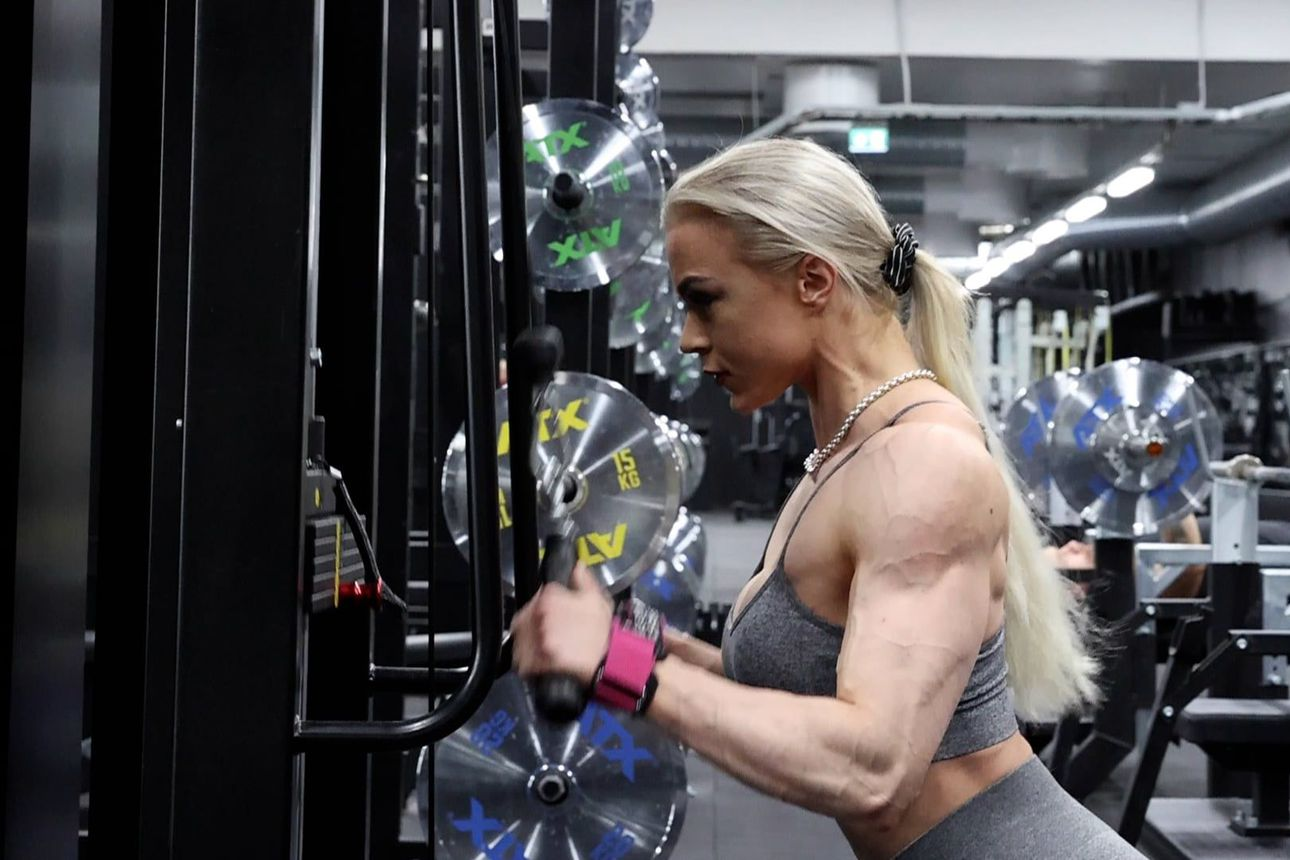HEROVID. Paula Ranta rakentaa kehoa