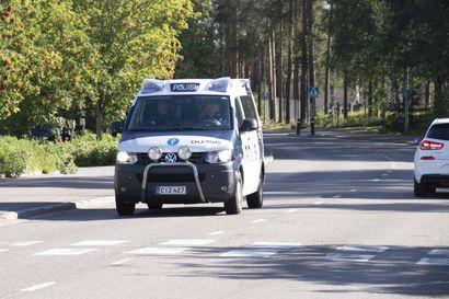 Poliisilla tehostettu valvonta – kohteena tällä kertaa pyöräilijät ja jalankulkijat